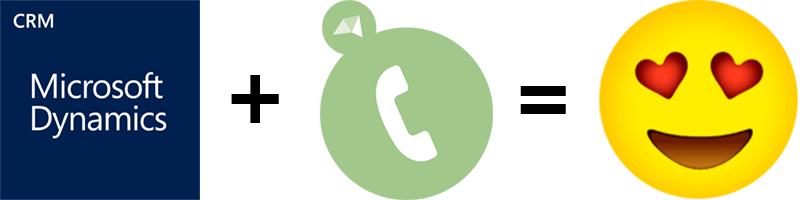 ProCTI Computer Telefon Integration Für Dynamics CRM